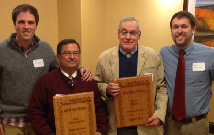 CAAC Coaches Honored