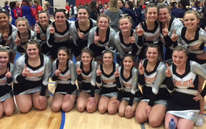 Orioles Win CAAC Cheer Scholarship Meet